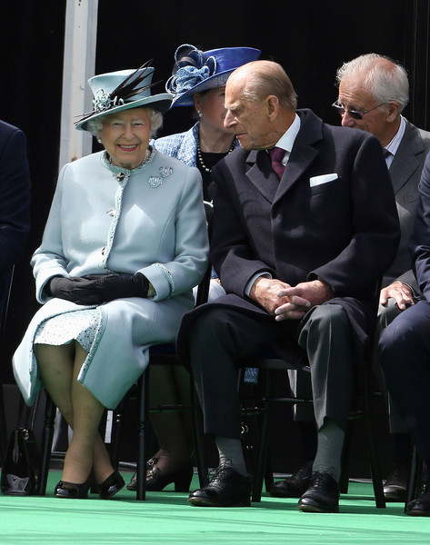 The Queen and Royal Family Mark the 800th Anniversary of the Magna Carta