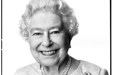 Queen Elizabeth II Birthday Portrait Of Queen Elizabeth II By David Bailey