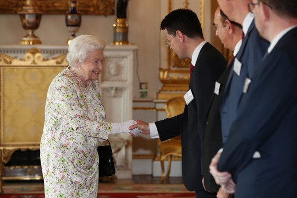 The Queen Hosts A Reception To Recognise The Work Of Faith Groups