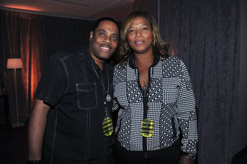 Queen Latifah D'USSE VIP Riser + Lounge At On The Run Tour