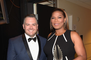 Queen Latifah Backstage - 27th Annual GLAAD Media Awards