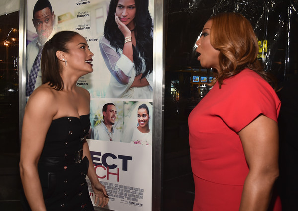 Premiere of Lionsgate's 'The Perfect Match' - Red Carpet