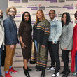 Queen Latifah ESSENCE + New Voices Entrepreneur Summit And Target Holiday Market - Day 1