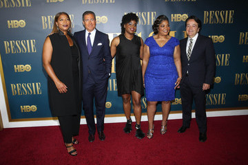 Queen Latifah 'Bessie' New York Sreening - Arrivals