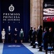 Queen Letizia of Spain King Felipe of Spain Ceremony - 'Princesa de Asturias' Awards 2020