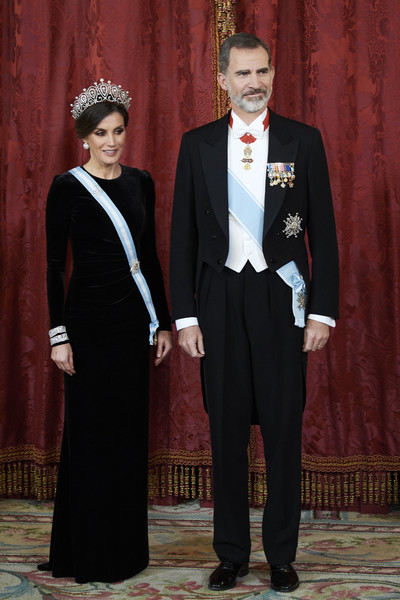 Spanish Royals Host A Dinner Gala For Chinese President Xi Jinping
