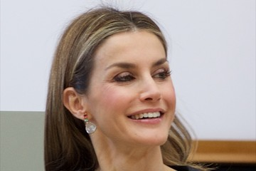 Queen Letizia of Spain Velazquez Plastic Arts Awards
