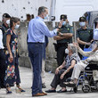 Queen Letizia of Spain Spanish Royals On Tour - Cantabria
