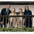 Queen Letizia of Spain Spanish Royals Christmas Cards 2019