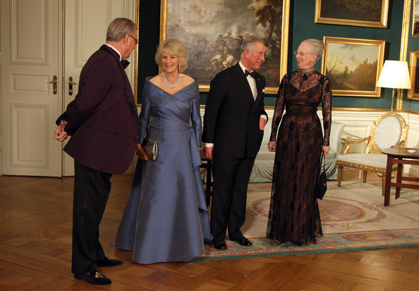 The Prince Of Wales And Duchess Of Cornwall Visit Denmark - Day Three