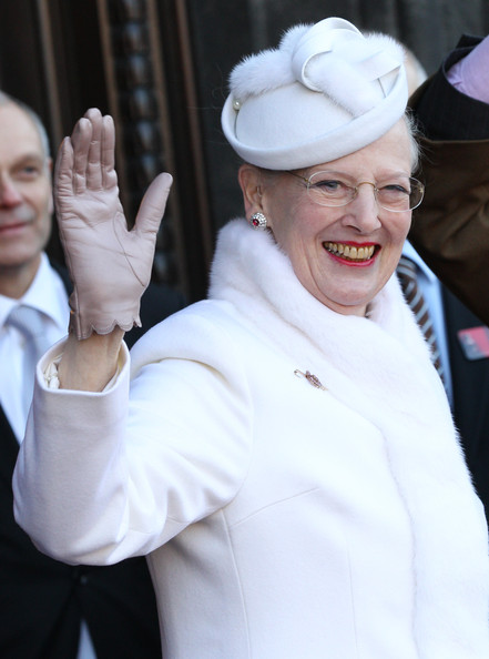 Queen Margrethe II of Denmark Celebrates 40 Years on The Throne - City Hall Reception