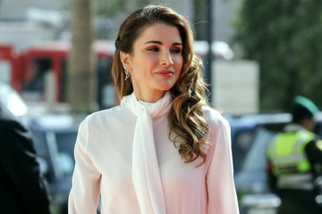 Queen Rania The Royal Week: November 06 - November 12