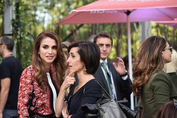 Queen Rania Citi Sponsors 2015 Global Citizen Festival