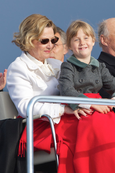 King And Queen Of Norway http://www.zimbio.com/photos/Queen+Sonja/King+Harald+Queen+Sonja+Norway+Celebrate+Their/9z6z08BHZ9Q