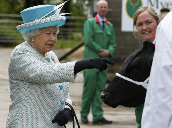 The Queen Visits the Duchy of Lancaster