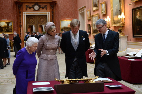 State Visit Of The King And Queen Of The Netherlands - Day One