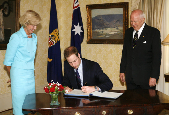 Prince William Visits New Zealand - Day 3