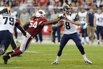 Quentin Groves St Louis Rams v Arizona Cardinals