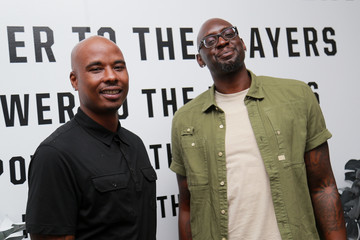 Quentin Richardson Darius Miles The Players' Tribune Hosts Players' Night Out 2018