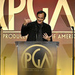 Quentin Tarantino 31st Annual Producers Guild Awards - Inside