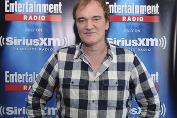 Quentin Tarantino SiriusXM's Entertainment Weekly Radio Channel Broadcasts from Comic-Con 2015