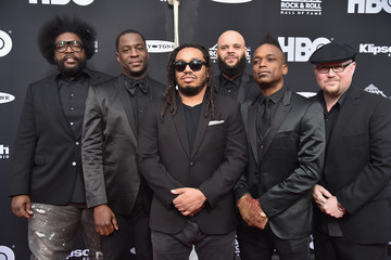 Questlove 33rd Annual Rock & Roll Hall Of Fame Induction Ceremony - Arrivals