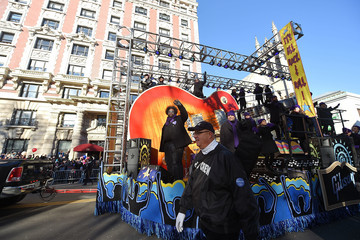 Questlove 91st Annual Macy's Thanksgiving Day Parade