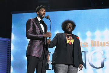 Questlove SPORTS ILLUSTRATED 2017 Sportsperson of the Year Show