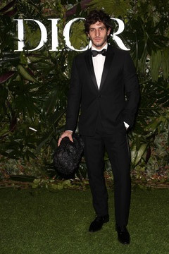 Quim Gutierrez Dior Ball: Photocall In Madrid