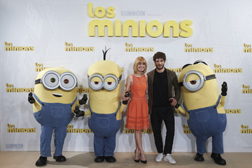 Quim Gutierrez 'The Minions' Madrid Photocall