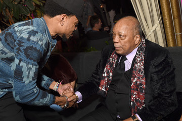 Quincy Jones GQ and Chance The Rapper Celebrate the Grammys in Partnership with YouTube