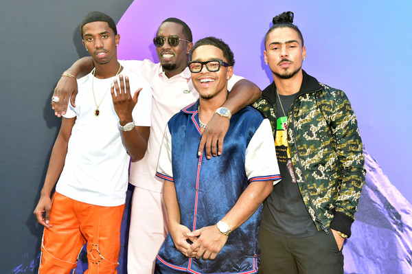 Revolt And AT&T Host Revolt 3-Day Summit In Atlanta – September 14 [social group,youth,event,yellow,fashion,fun,performance,photography,leisure,talent show,sean ``diddy combs,christian combs,justin combs,quincy,revolt,atlanta,georgia,at t,host revolt,at t summit]