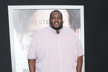 Quinton Aaron 'Transcendence' Premieres in Westwood