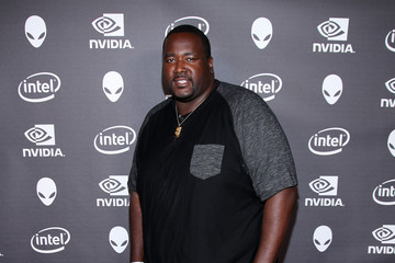 Quinton Aaron Alienware Hosts Virtual Reality and Gaming VIP Party During E3, Powered by NVIDIA and Intel
