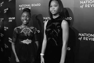 Quvenzhane Wallis An Alternative View Of The 2016 National Board Of Review Gala