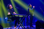Ian Axel and Chad Vaccarino of A Great Big World perform at R Baby Foundation's Rockin' To Save Babies' Lives Benefit Concert Presented By Z100 at Hammerstein Ballroom on July 23, 2014 in New York City.