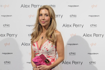 Catriona Rowntree RAFW S/S 2010/11 - Alex Perry Arrivals & Front Row