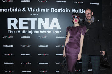 Cator Sparks RETNA: The Hallelujah World Tour, Presented By Andy Valmorbida And Vladimir Restoin Roitfeld