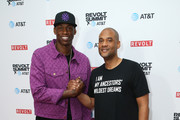 Al Harrington and Karim Webb Photos Photo