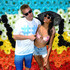 Thomas Wesley Pentz Photos - Diplo and Kathryn Lockhart attend REVOLVEclothing's VIP Festival Event - Day 2 at The Saguaro Palm Springs on April 14, 2013 in Palm Springs, California. - VIP Festival Event at the Saguaro Hotel