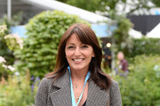 Davina McCall attends the RHS Chelsea Flower Show 2019 press day at Chelsea Flower Show on May 20, 2019 in London, England.