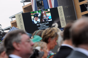 Race goers Arrivals at Royal Ascot's Opening Day — Part 11
