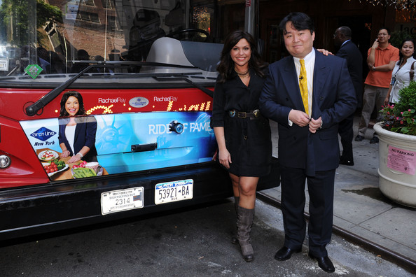 """Rachael Ray Honored as Inaugural """"Ride of Fame"""" Personality"""
