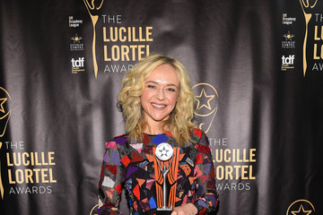 Rachel Bay Jones 32nd Annual Lucille Lortel Awards - Press Room