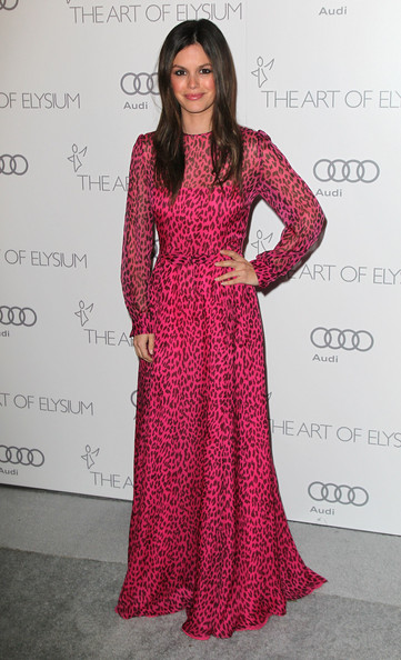 "Rachel Bilson - The Art Of Elysium's 6th Annual Black-tie Gala ""Heaven"" - Arrivals"