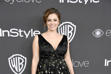 Rachel Bloom Warner Bros. Pictures and InStyle Host 18th Annual Post-Golden Globes Party - Arrivals
