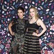 Rachel Brosnahan Harper's Bazaar Exhibtion At Musee Des Arts Decoratifs In Paris