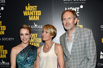 Rachel McAdams 'A Most Wanted Man' Premieres in NYC