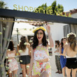 Rachel Wagner POPSUGAR + SHOPSTYLE'S Cabana Club Pool Parties - Day 2