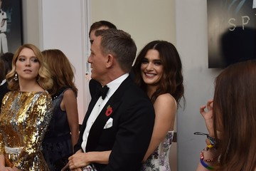 Rachel Weisz 'Spectre' - CTBF Royal Film Performance 2015 - VIP Arrivals